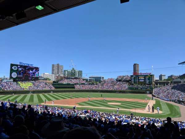 Wrigley Field, section: 118, row: 11