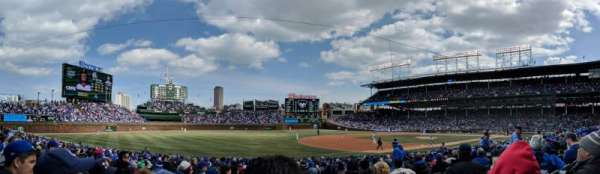 Wrigley Field, section: 107, row: 7, seat: 11