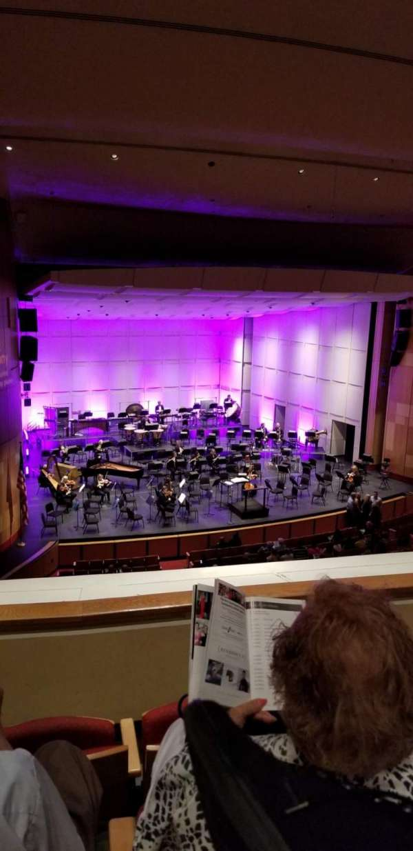 Phoenix Symphony Hall, section: Balcony, row: 3, seat: 55