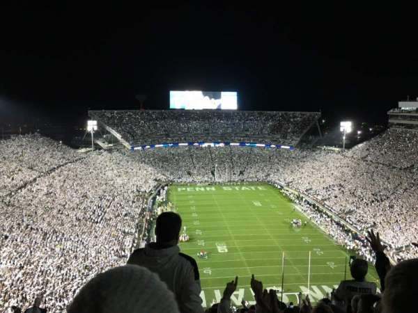 Row 77 Home Of Penn State Nittany Lions