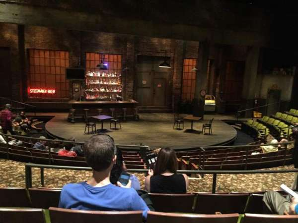 Mark Taper Forum, section: Level A, row: J, seat: 104