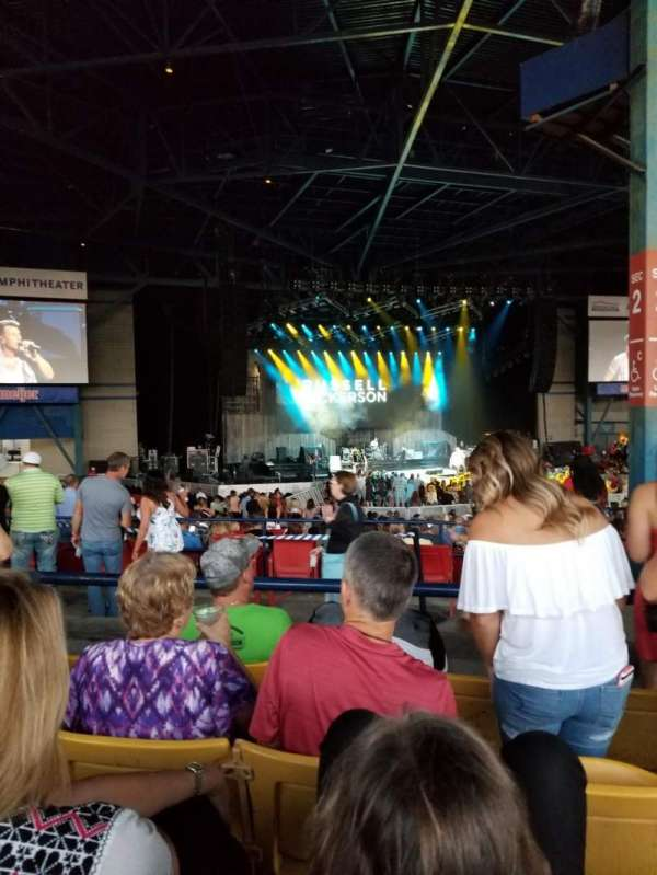 American Family Insurance Amphitheater, section: 7, row: D, seat: 8