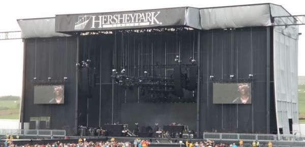 Hershey Park Stadium, section: 30, row: D, seat: 15