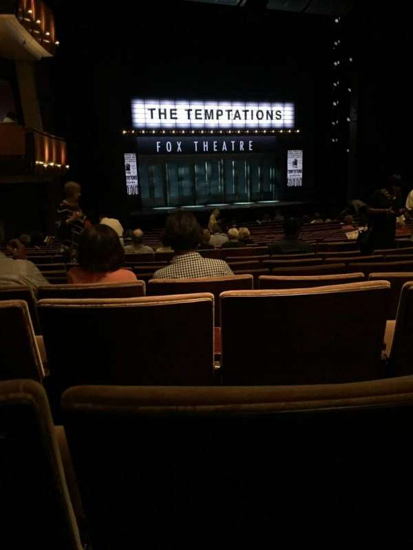 Ahmanson Theatre, section: Orch, row: U, seat: 49