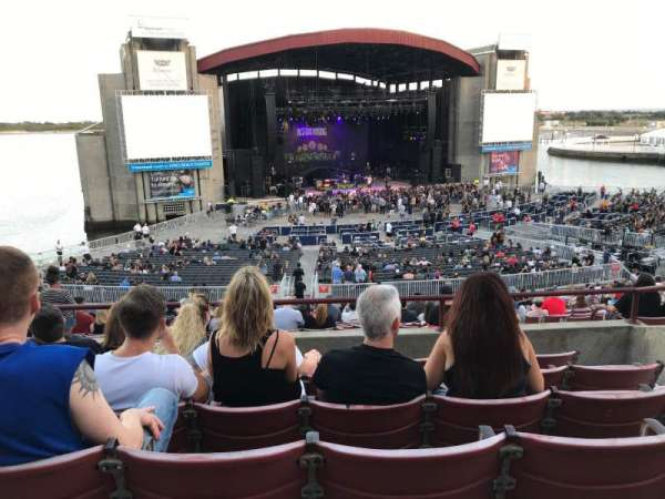 Jones Beach Theater, section: 12R, row: FF, seat: 7