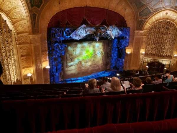 Detroit Opera House, section: Mezz 5, row: A, seat: 39