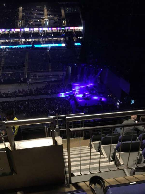 The O2 Arena, section: 421, row: H, seat: 957
