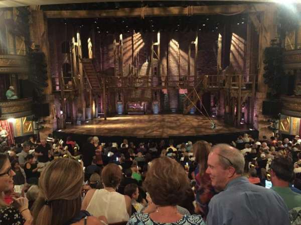Richard Rodgers Theatre, section: Orchestra C, row: R, seat: 105-106