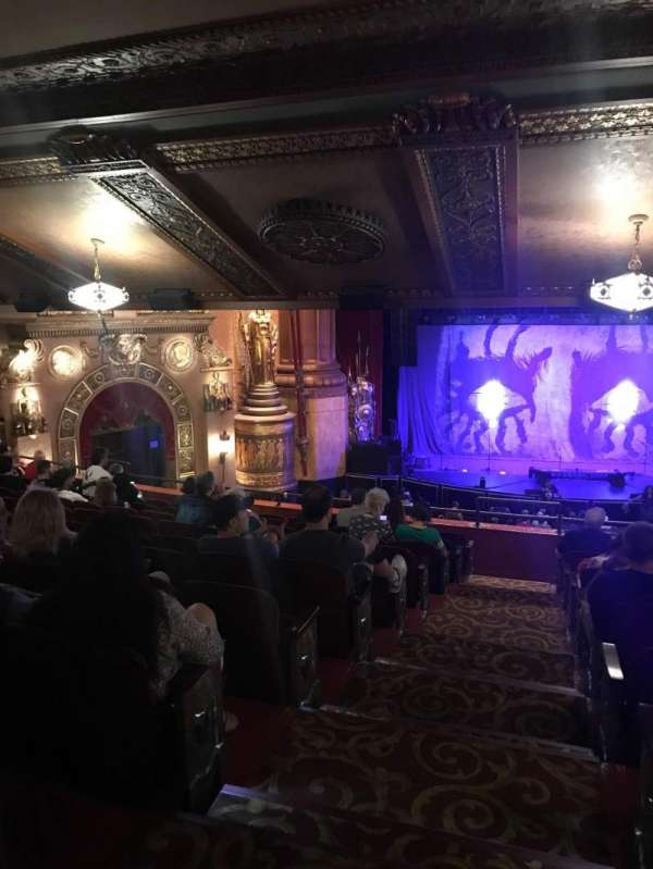 Beacon Theatre, section: Life 2, row: F, seat: 6