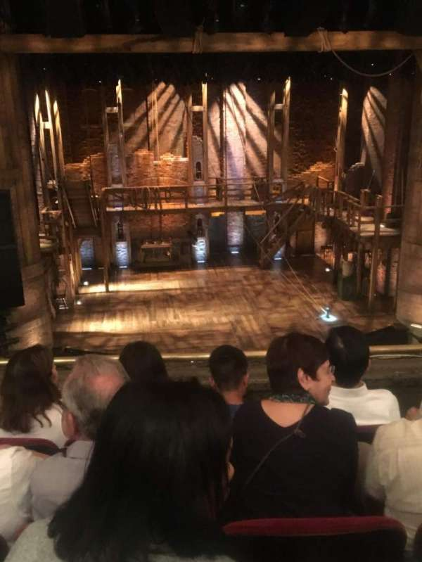 CIBC Theatre, section: Mezzanine LC, row: D, seat: 305
