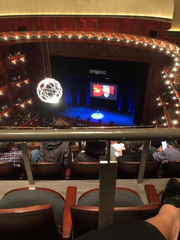 Prudential Hall at the New Jersey Performing Arts Center, section: Tier 4, row: E, seat: 146