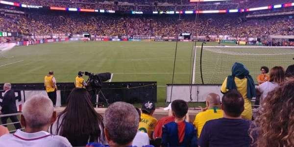 MetLife Stadium, section: 103, row: 5, seat: 2