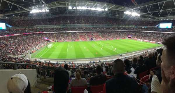 Wembley Stadium, section: 229, row: 12, seat: 58