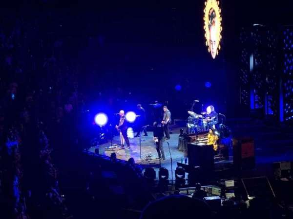Sprint Center, section: 116, row: 20, seat: 5