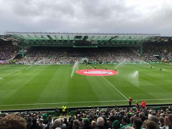 Celtic Park, section: 106, row: DD, seat: 9
