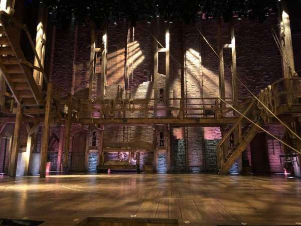 Richard Rodgers Theatre, section: Orchestra C, row: C, seat: 109