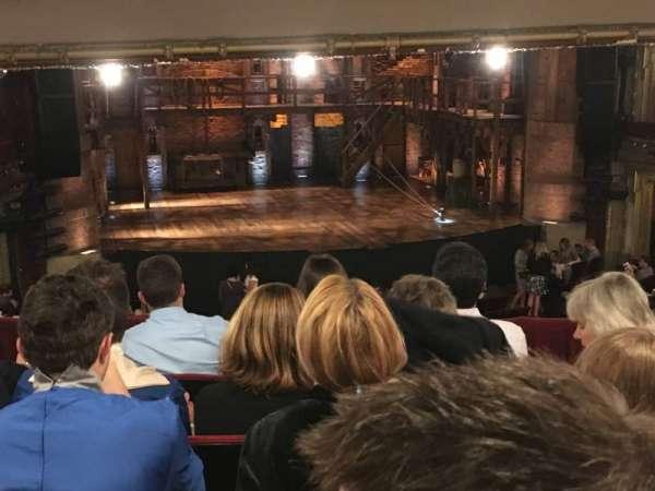 CIBC Theatre, section: DRCCRL, row: E, seat: 227