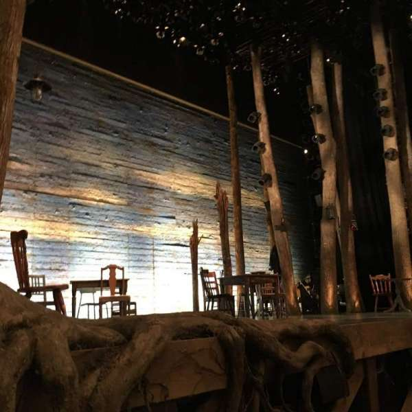 Gerald Schoenfeld Theatre, section: Orchestra, row: B, seat: 7