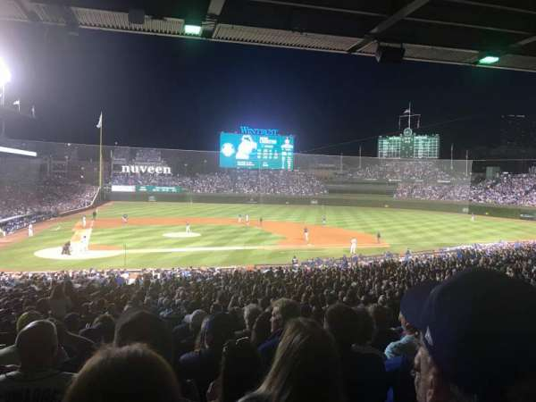 Wrigley Field, section: 226, row: 11, seat: 4