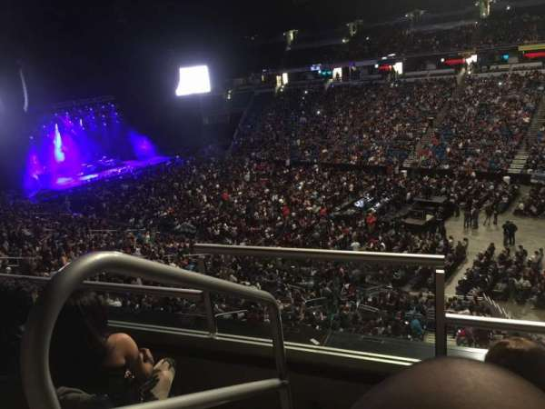 Coliseo De Puerto Rico, section: 218, row: C, seat: 20