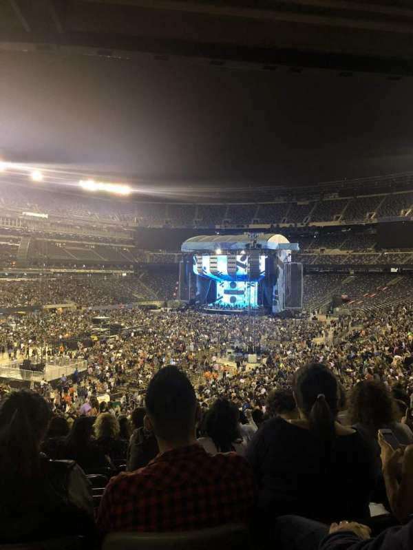 MetLife Stadium, section: 121, row: 43, seat: 12