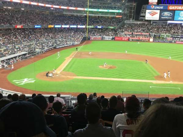 Yankee Stadium , section: 217, row: 12, seat: 5