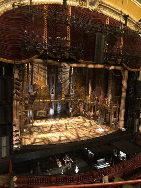 Orpheum Theatre (Minneapolis), section: Balc 7, row: C, seat: 7