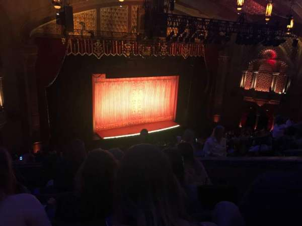 Fox Theatre (Atlanta), section: DLB, row: E, seat: 27