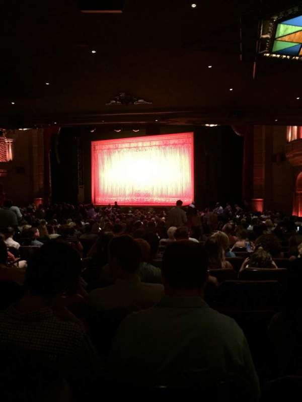 Fox Theatre (Atlanta), section: Orchestra Right, row: JJ, seat: 8, 10, 12, 14