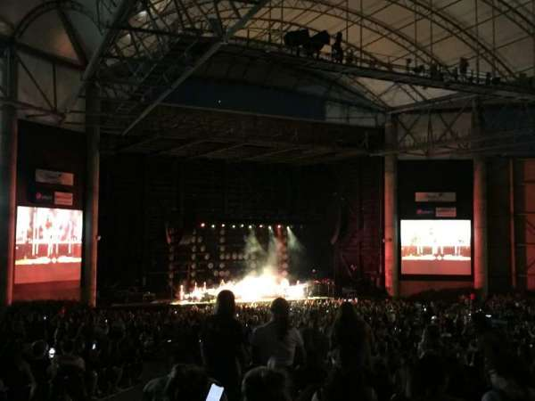 MidFlorida Credit Union Amphitheatre, section: 13, row: Z, seat: 1-4