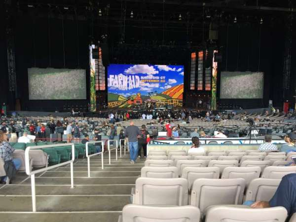 Xfinity Theatre, section: 600, row: SS, seat: 143