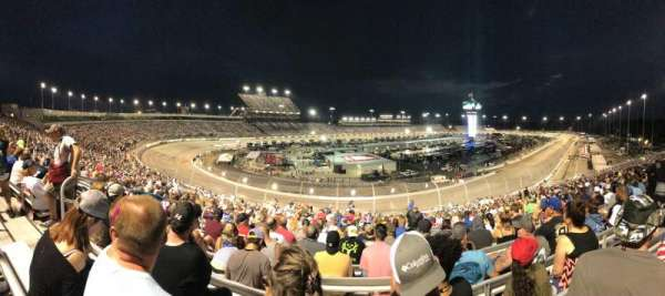 Richmond International Raceway, section: N, row: 39, seat: 11
