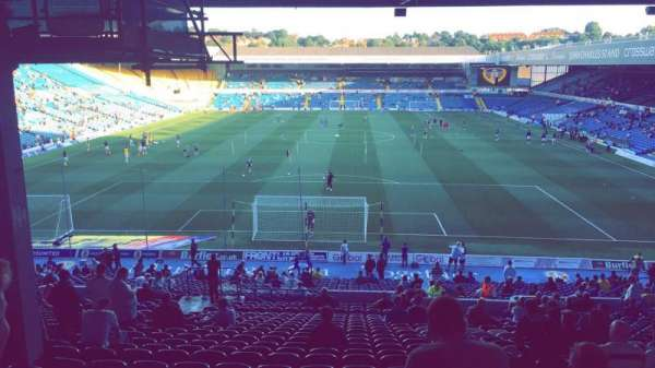 Elland Road, section: N9, row: Y, seat: 85