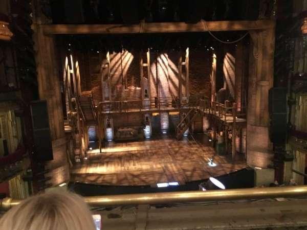 CIBC Theatre, section: Mezzanine LC, row: B, seat: 307