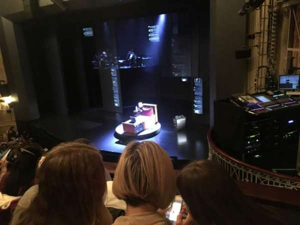 Music Box Theatre, section: Mezzanine R, row: C, seat: 24