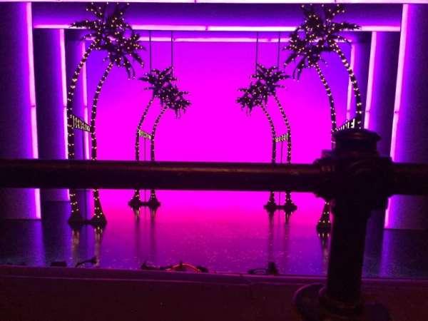 Nederlander Theatre, section: Mezz Center, row: A, seat: 108