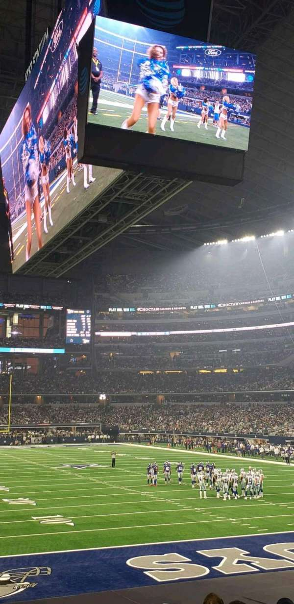 AT&T Stadium, section: 150, row: 14, seat: 9