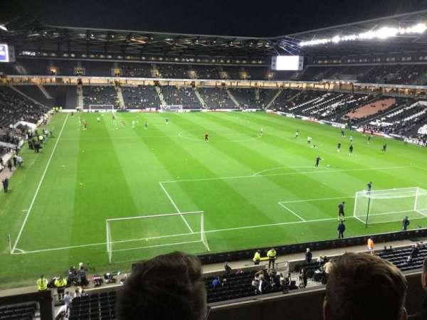 Stadium MK, section: 15, row: Kk, seat: 440