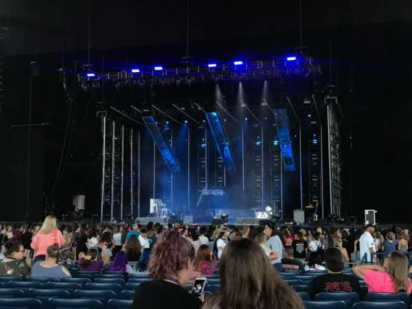 Veterans United Home Loans Amphitheater, section: 102, row: N, seat: N/A