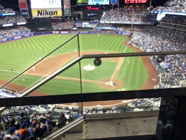 Citi Field, section: 518, row: 1, seat: 1