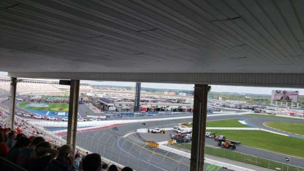 Charlotte Motor Speedway, section: GNT E, row: 34, seat: 21