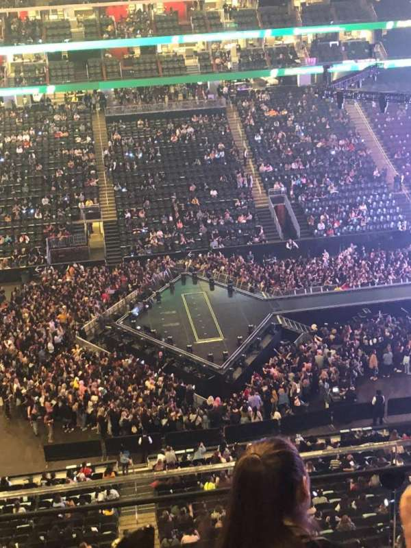 Prudential Center, section: 111, row: 3, seat: 12
