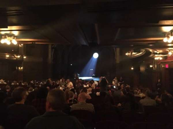 Lyric Theatre, section: Orchestra R, row: X, seat: 28