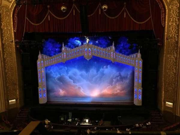 Orpheum Theatre (Memphis), section: Grand Tier C, row: A, seat: 110
