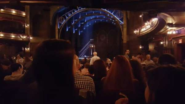 Lyric Theatre, section: Orchestra R, row: V, seat: 26