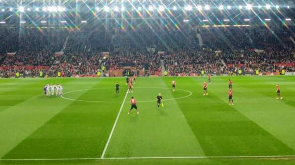Old Trafford , section: N1407, row: 9, seat: 148