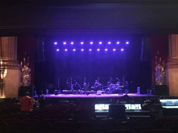 Beacon Theatre, section: Orch, row: W, seat: 106