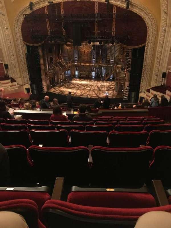 Orpheum Theatre (Minneapolis), section: Balcony 6, row: P, seat: 12