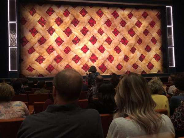 ASU Gammage, section: ORVIP1, row: 4, seat: 9