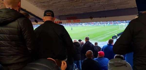 Ibrox Stadium, section: Se1, row: X, seat: 10